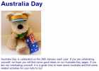 Australia day | Recurso educativo 39985
