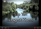 Top 10 Longest Rivers | Recurso educativo 45151