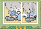 Toon Book: Little mouse gets ready | Recurso educativo 13992