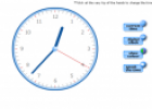 What time is it? | Recurso educativo 25826