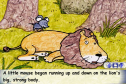 Story: The lion and the mouse | Recurso educativo 63073