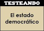 El estado democrático | Recurso educativo 47227